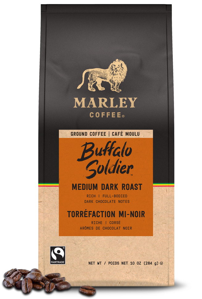 Buffalo Soldier MEDIUM-DARK ROAST